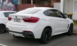 BMW X6 (F16) Free