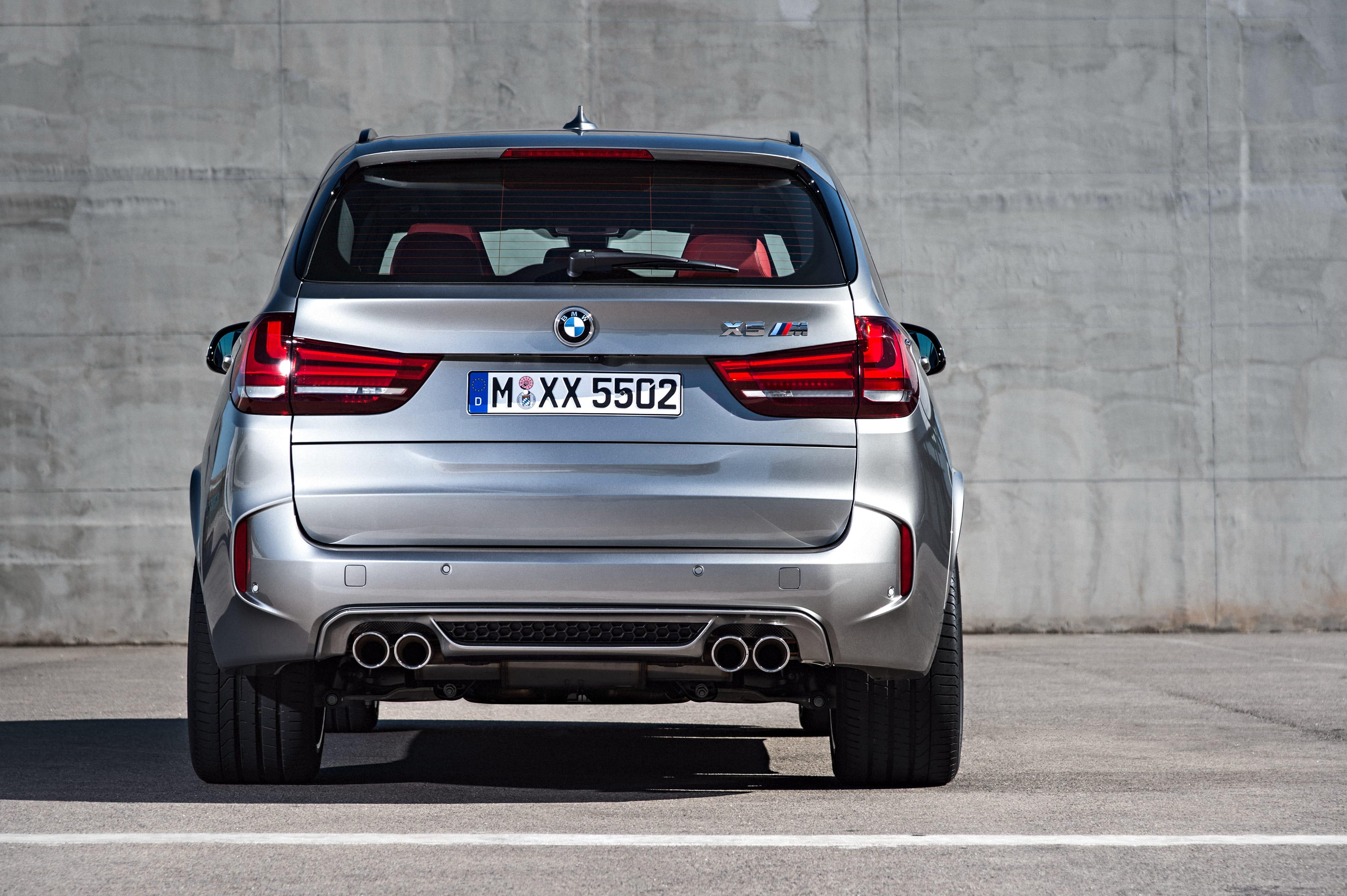 BMW X5M (F85) Free