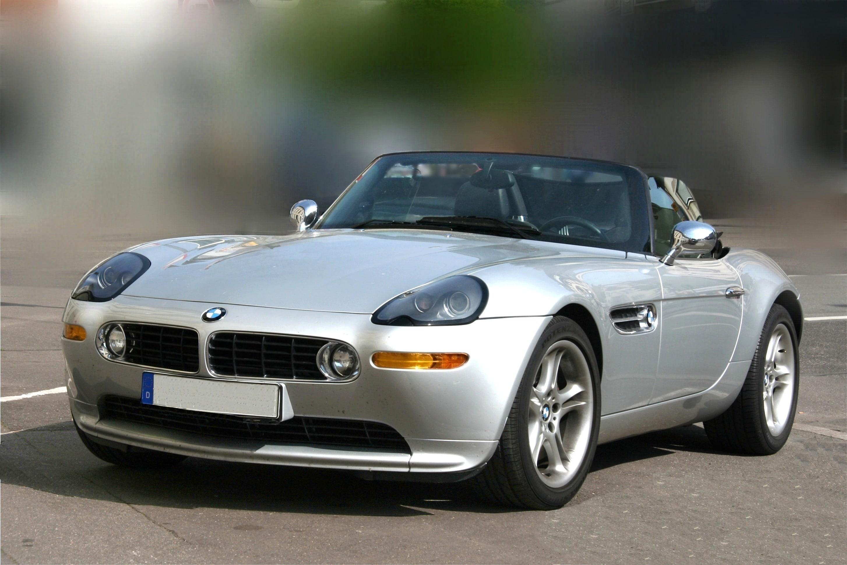 BMW Z8 Free