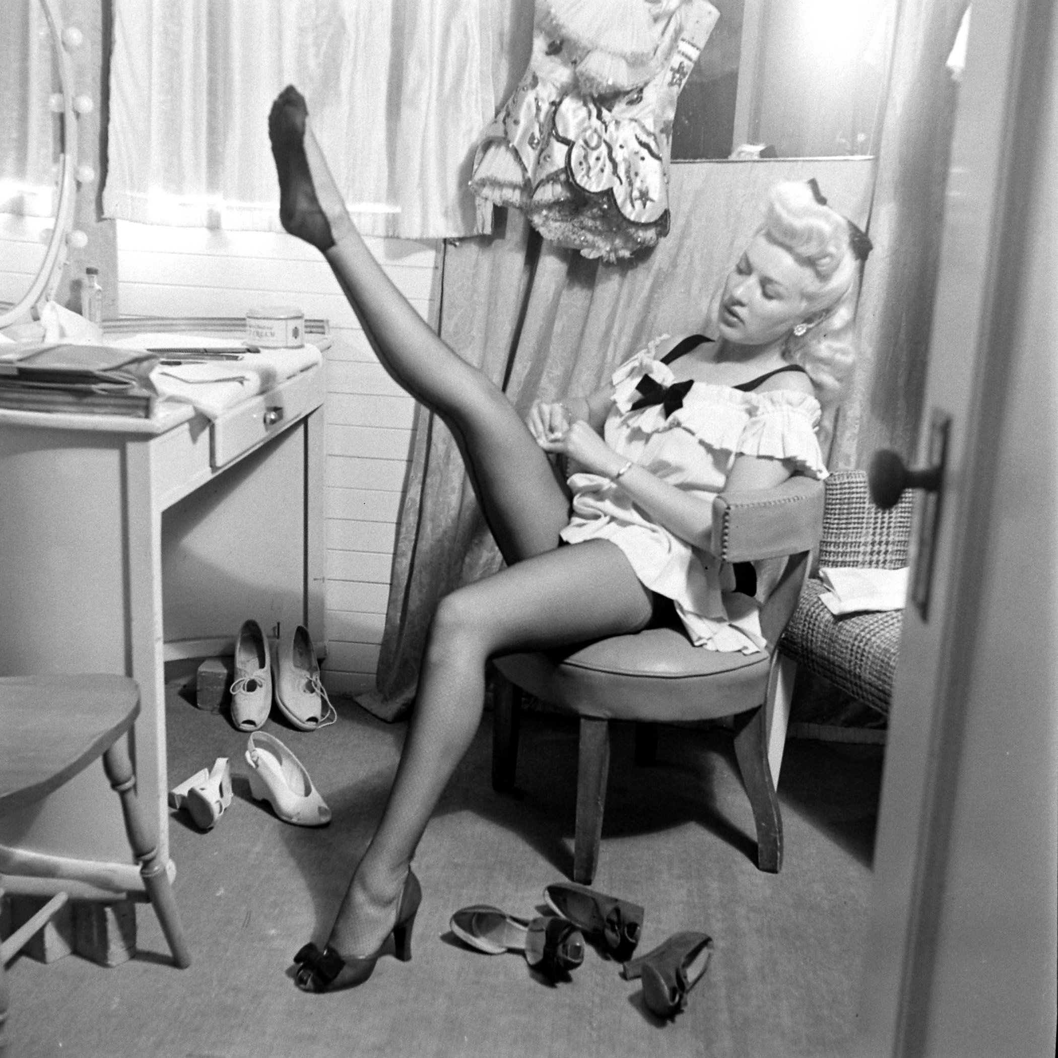Betty Grable HD