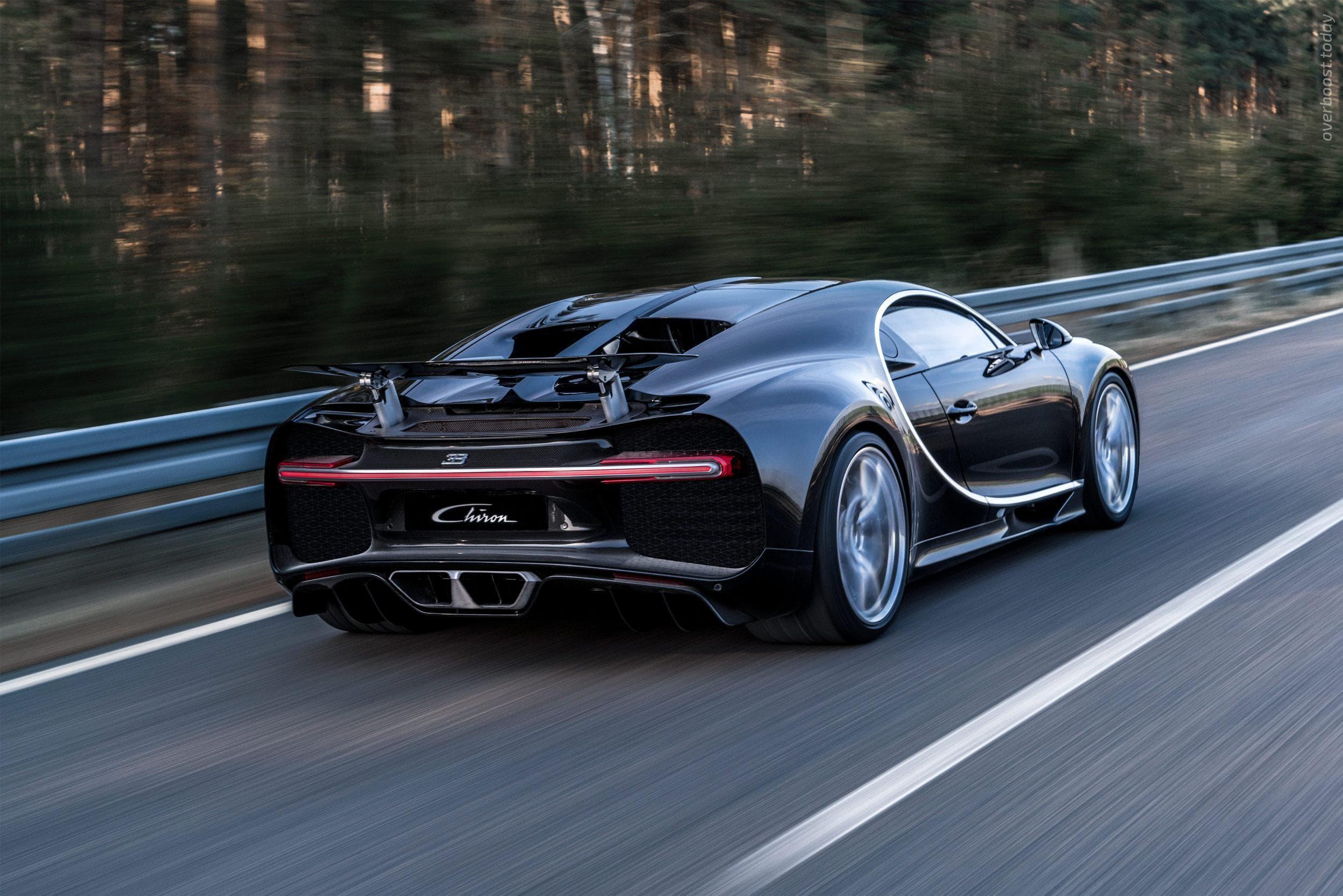 Bugatti Chiron Free