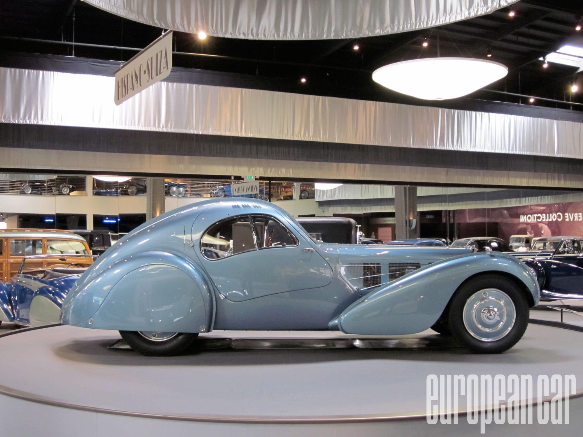 Bugatti Type 57SC Atlantic Coupe Free