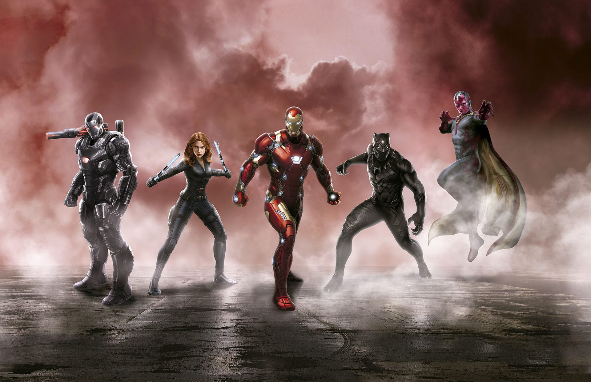 Captain America: Civil War Free
