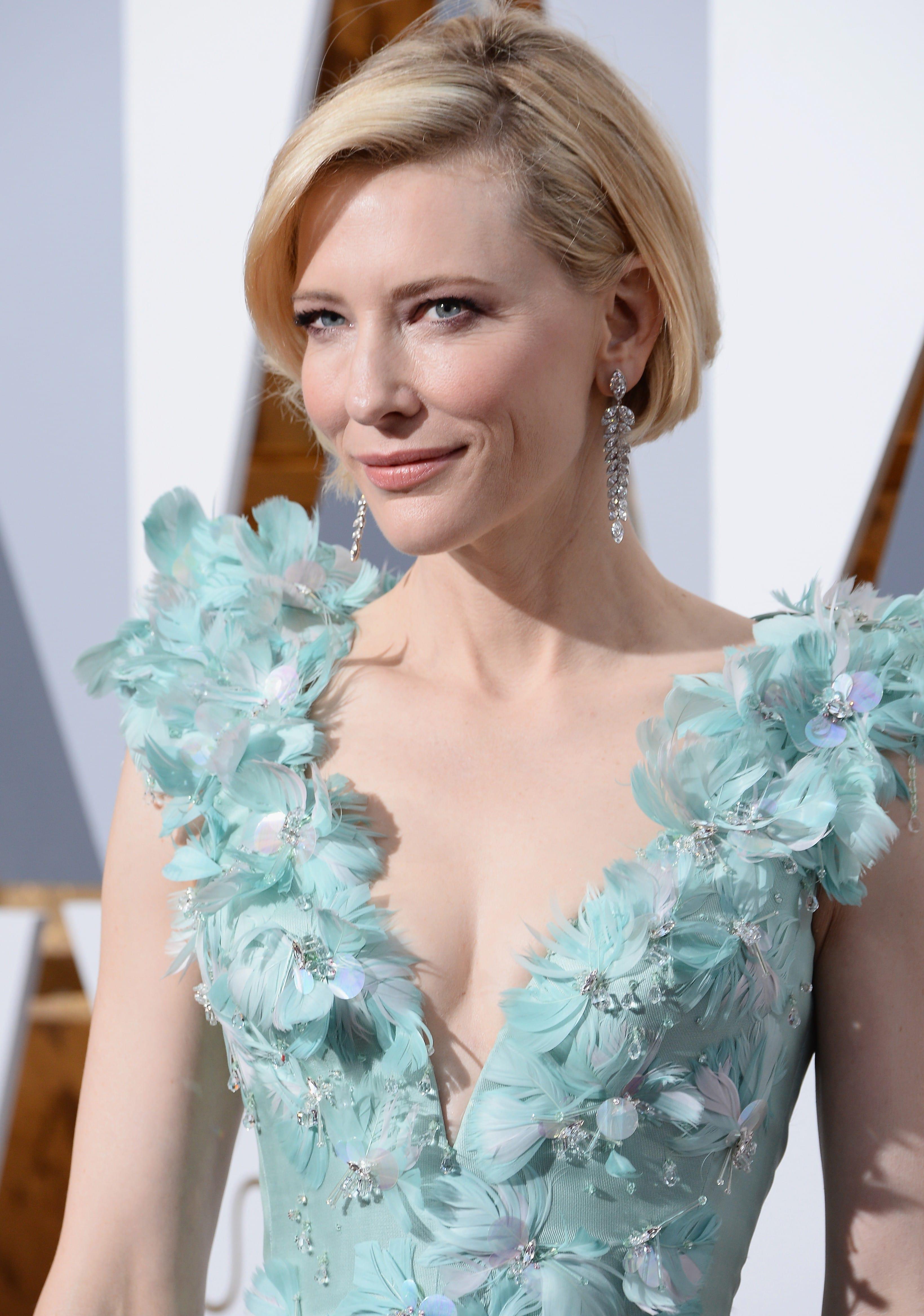 Cate Blanchett Free