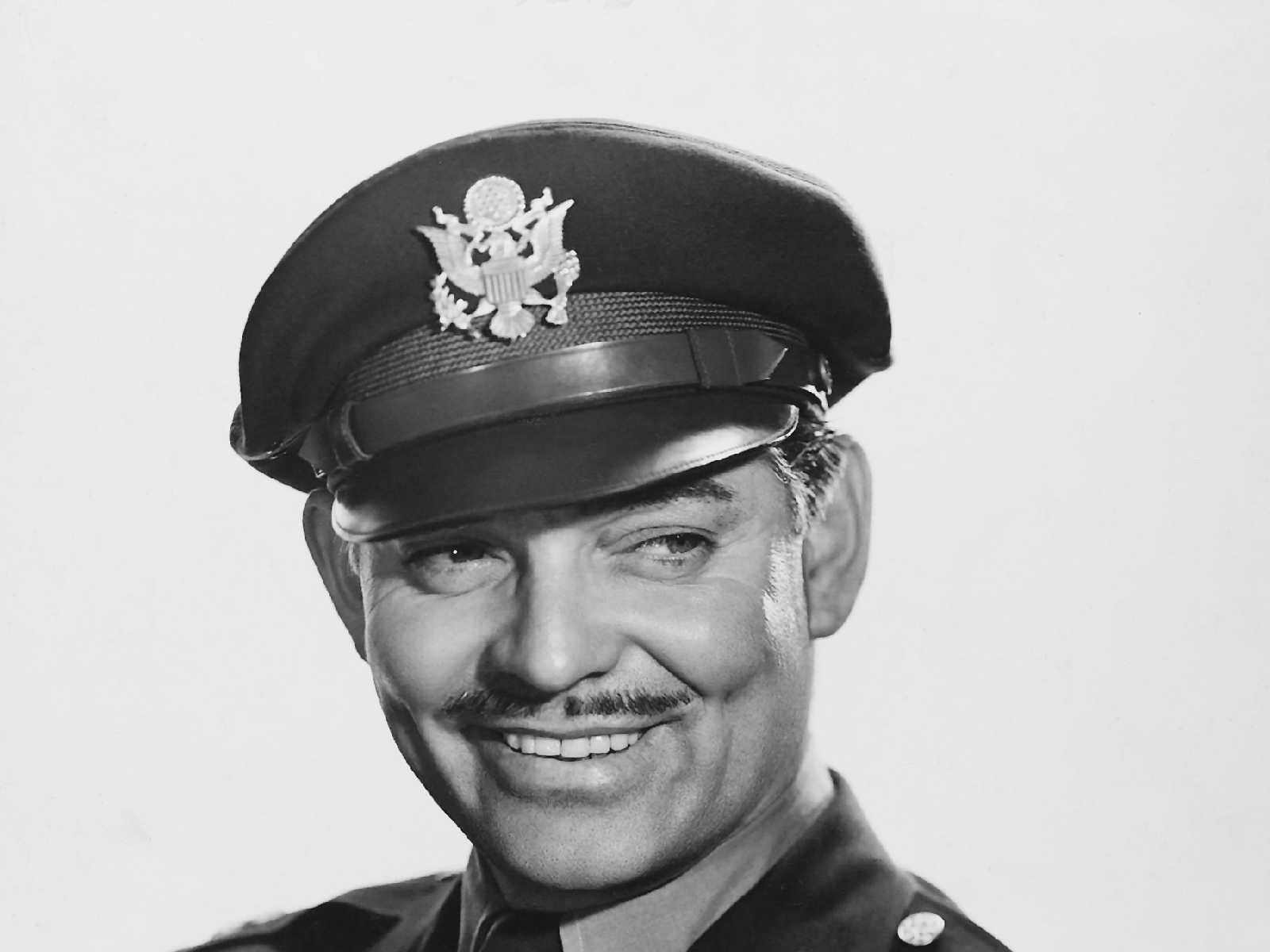 Clark Gable Free