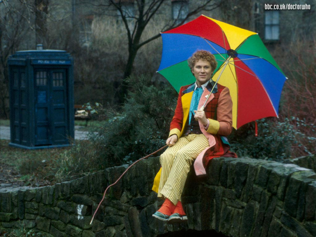 Colin Baker Free
