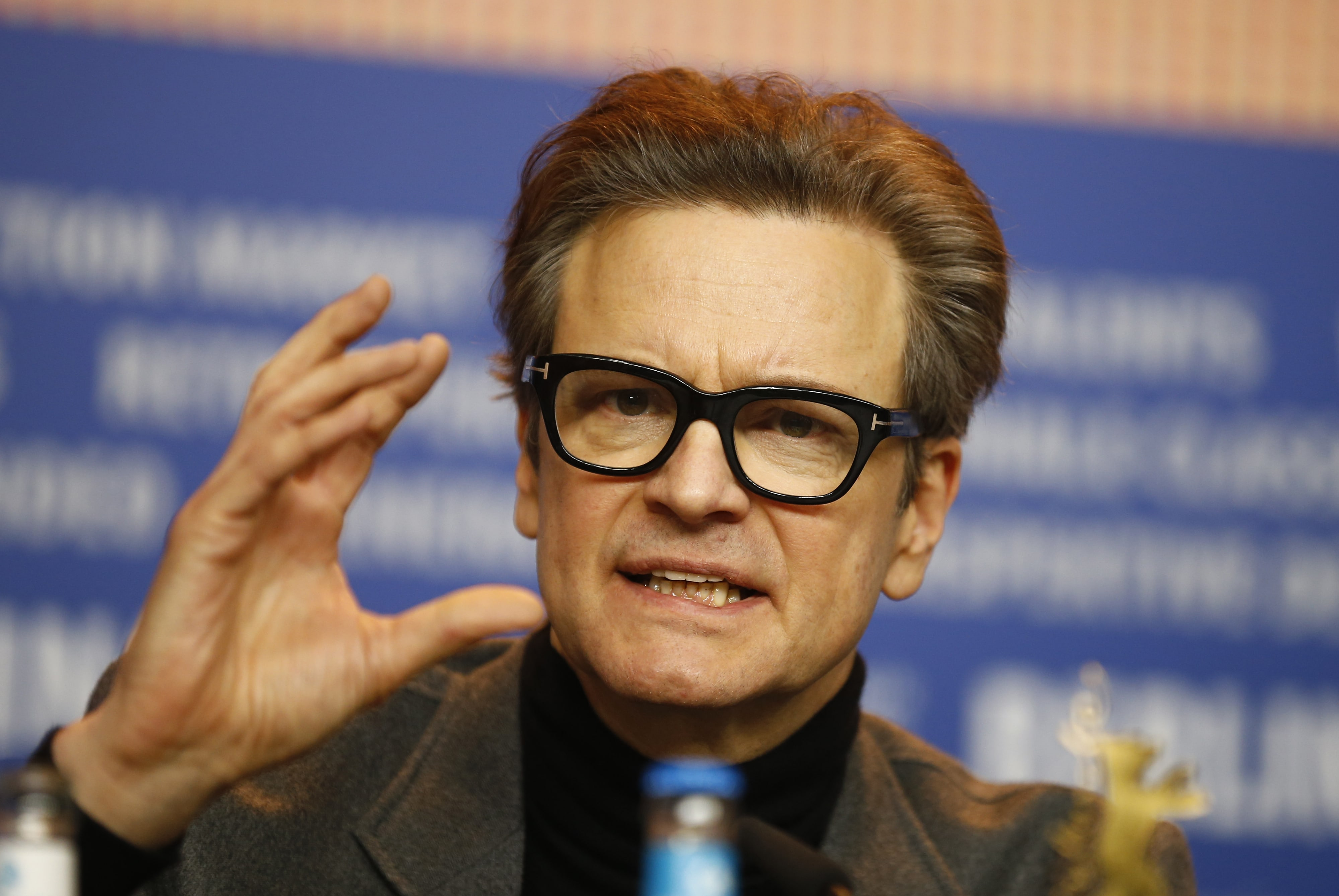 Colin Firth Free