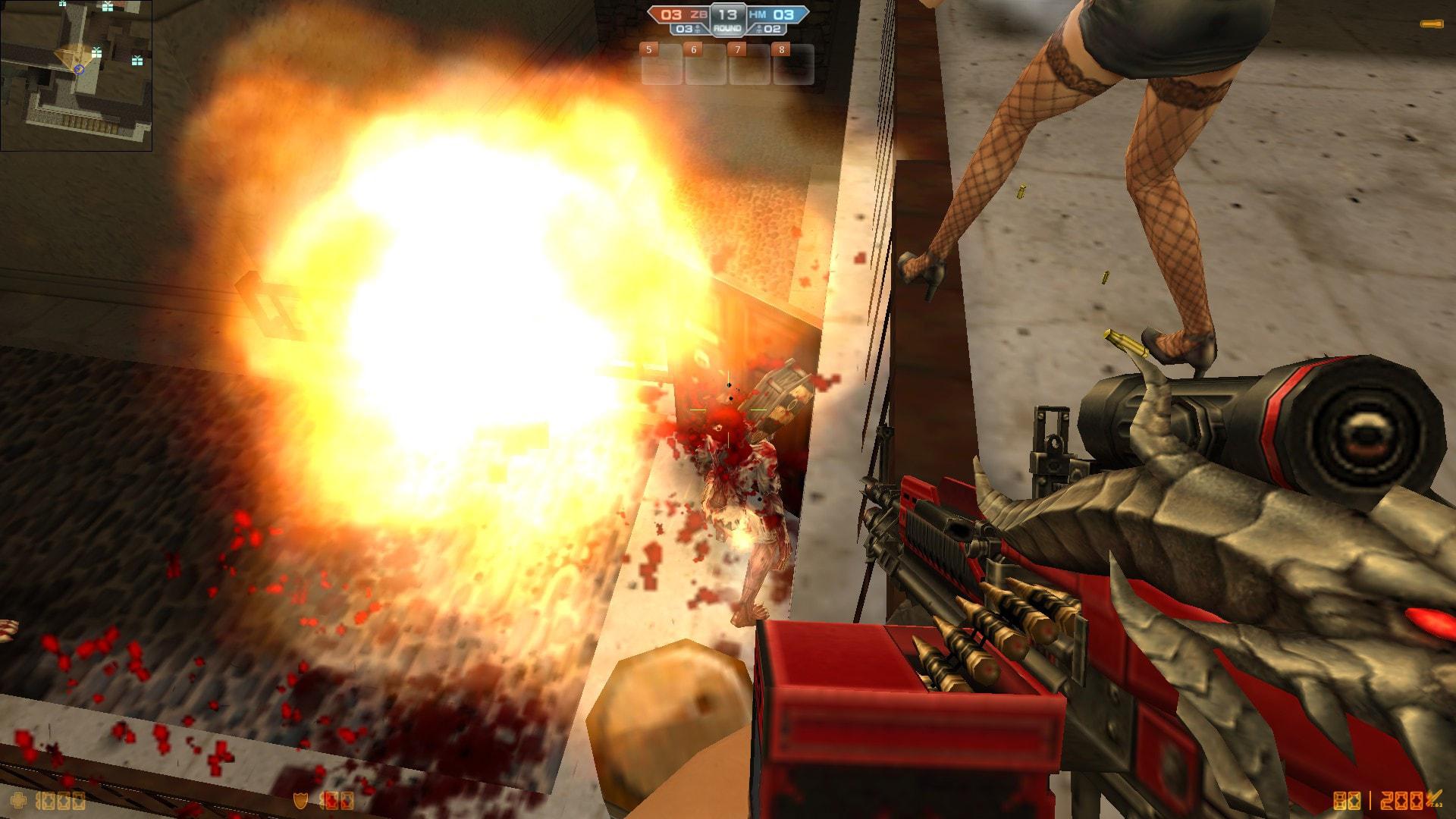 Counter-Strike Nexon: Zombies Free