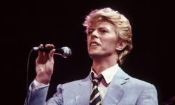 David Bowie Free
