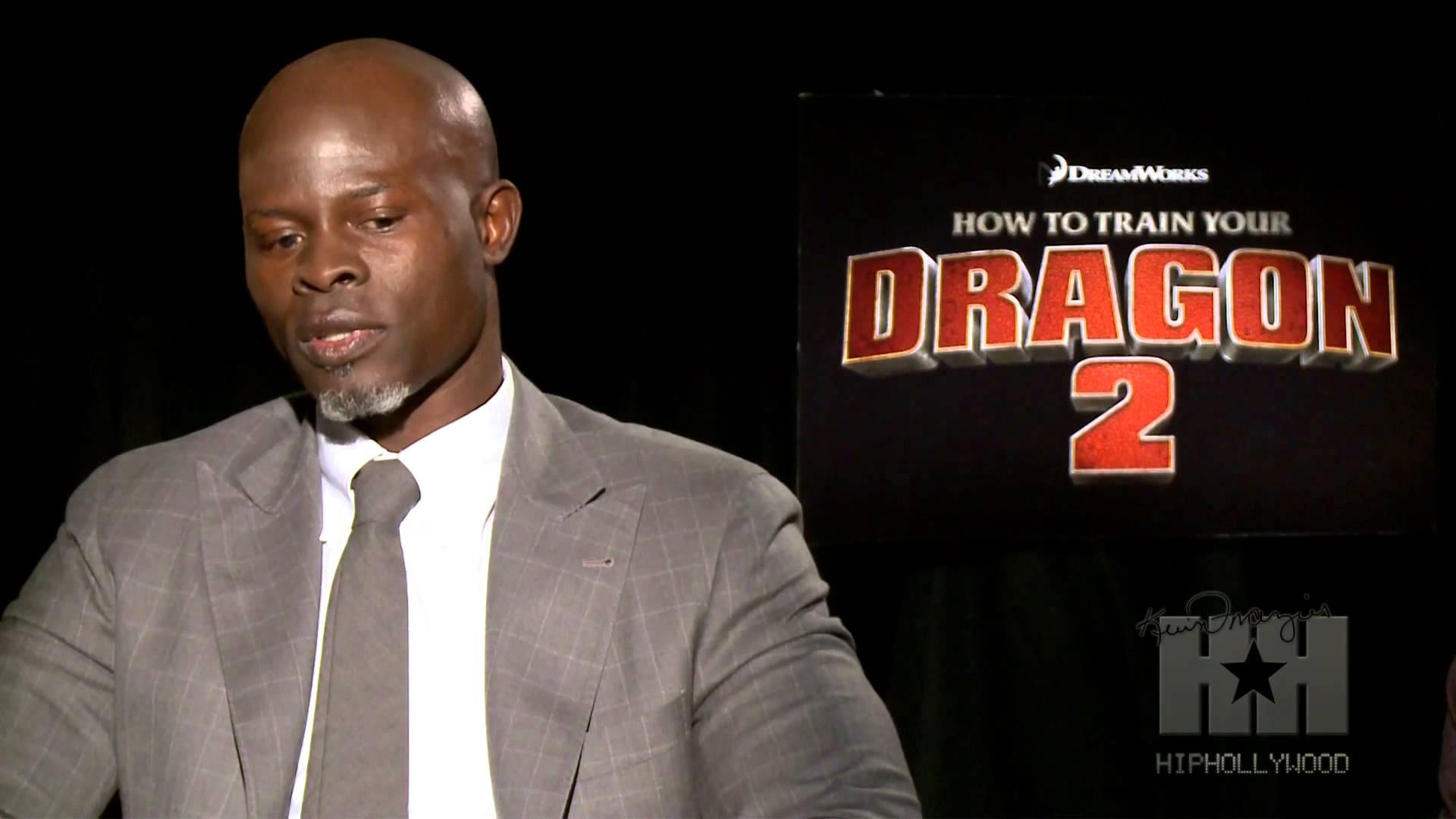 Djimon Hounsou Free