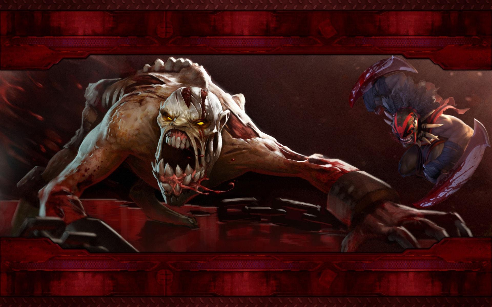 Dota2 : Bloodseeker HD