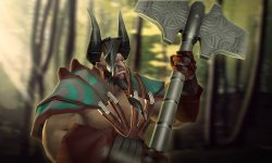 Dota2 : Centaur Warrunner Download