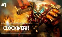 Dota2 : Clockwerk HD