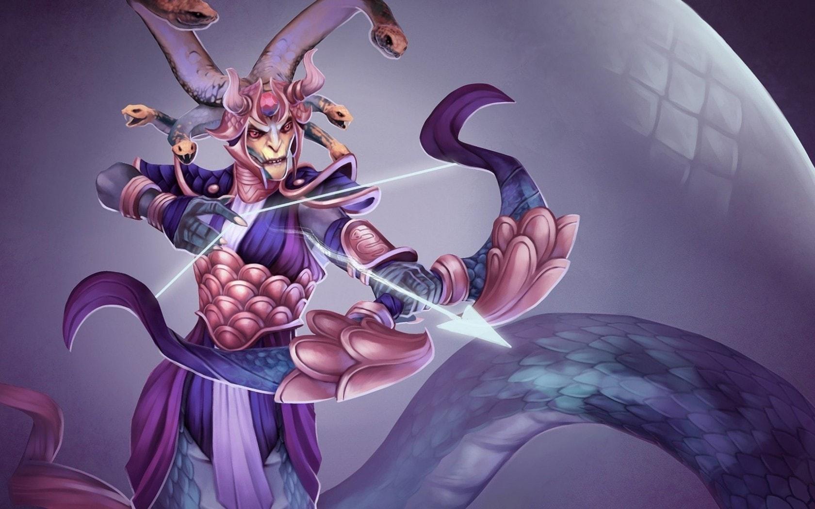 Dota2 : Medusa Free