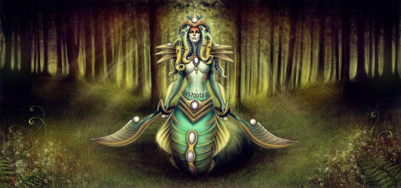 Dota2 : Naga Siren Free