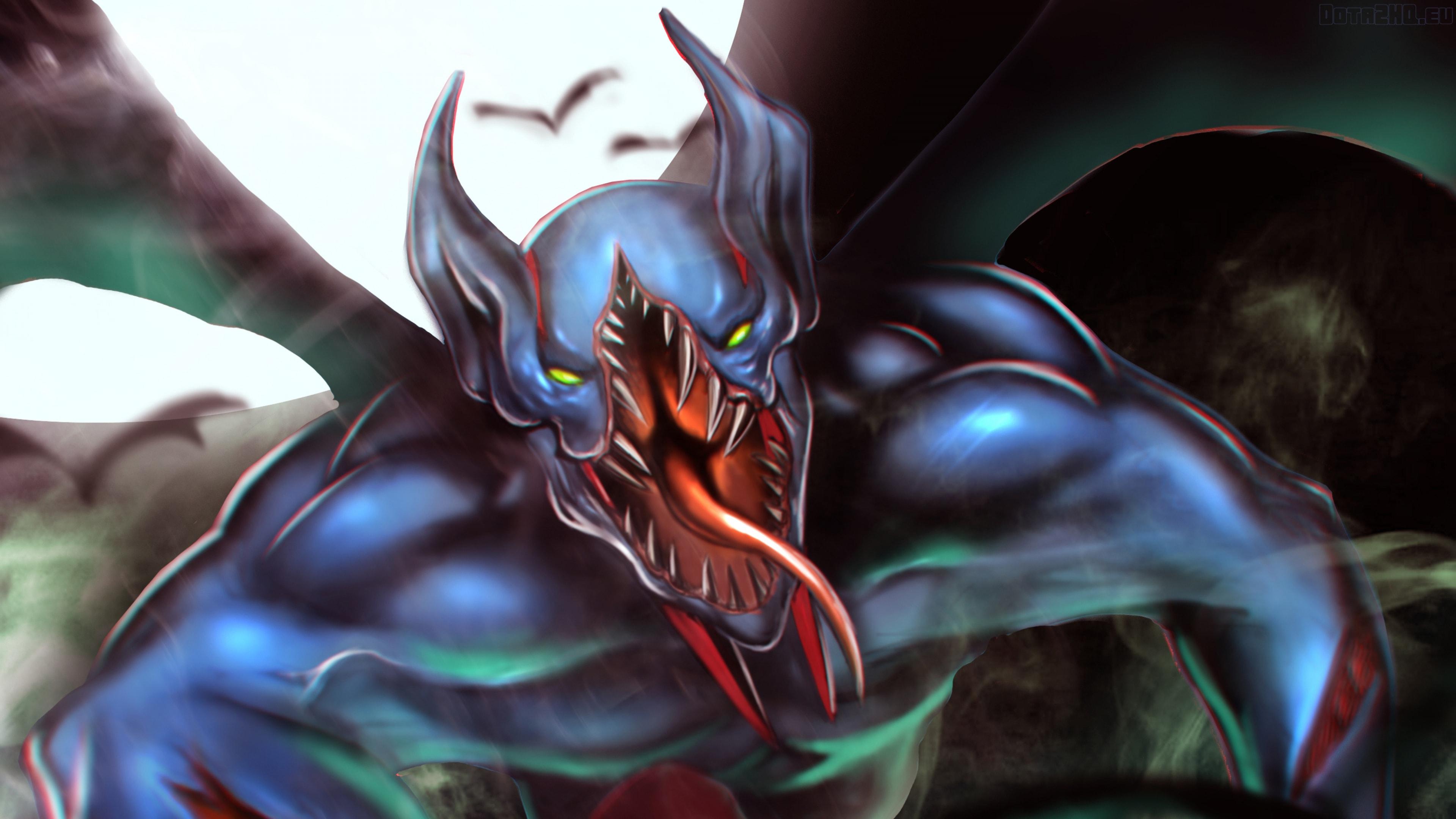 Dota2 : Night Stalker Free