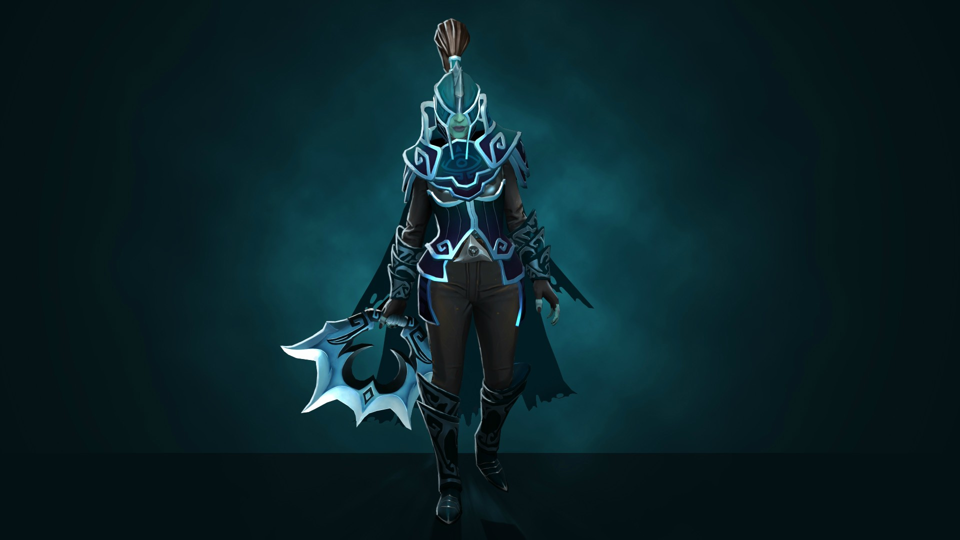Dota2 : Phantom Assassin HD
