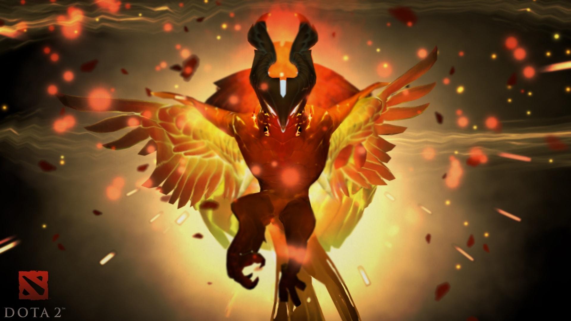 Dota2 : Phoenix Download