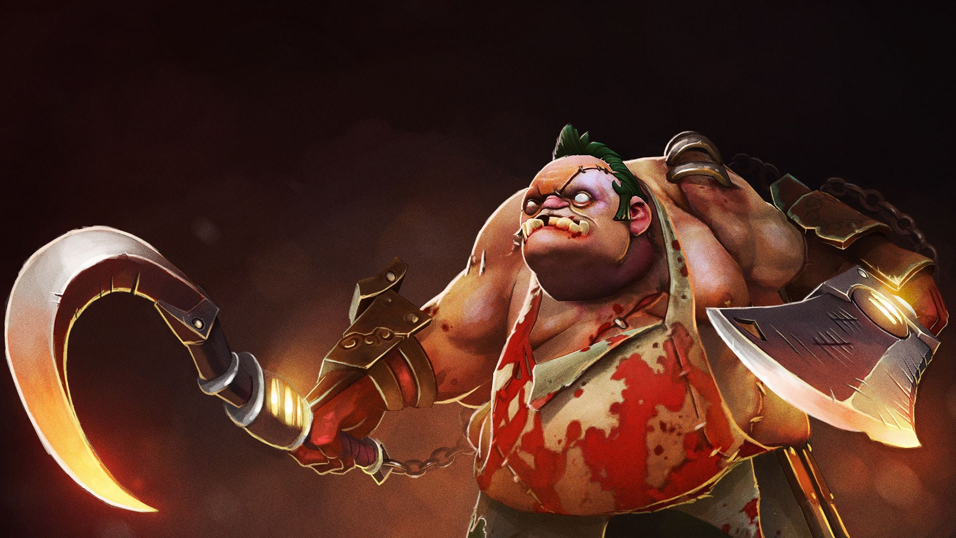 Dota2 : Pudge HD