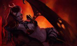 Dota2 : Queen Of Pain HD