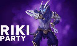 Dota2 : Riki Free