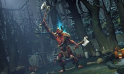 Dota2 : Troll Warlord widescreen for desktop