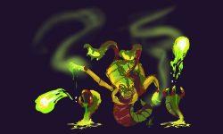 Dota2 : Venomancer High