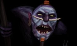 Dota2 : Witch Doctor HD