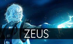Dota2 : Zeus widescreen