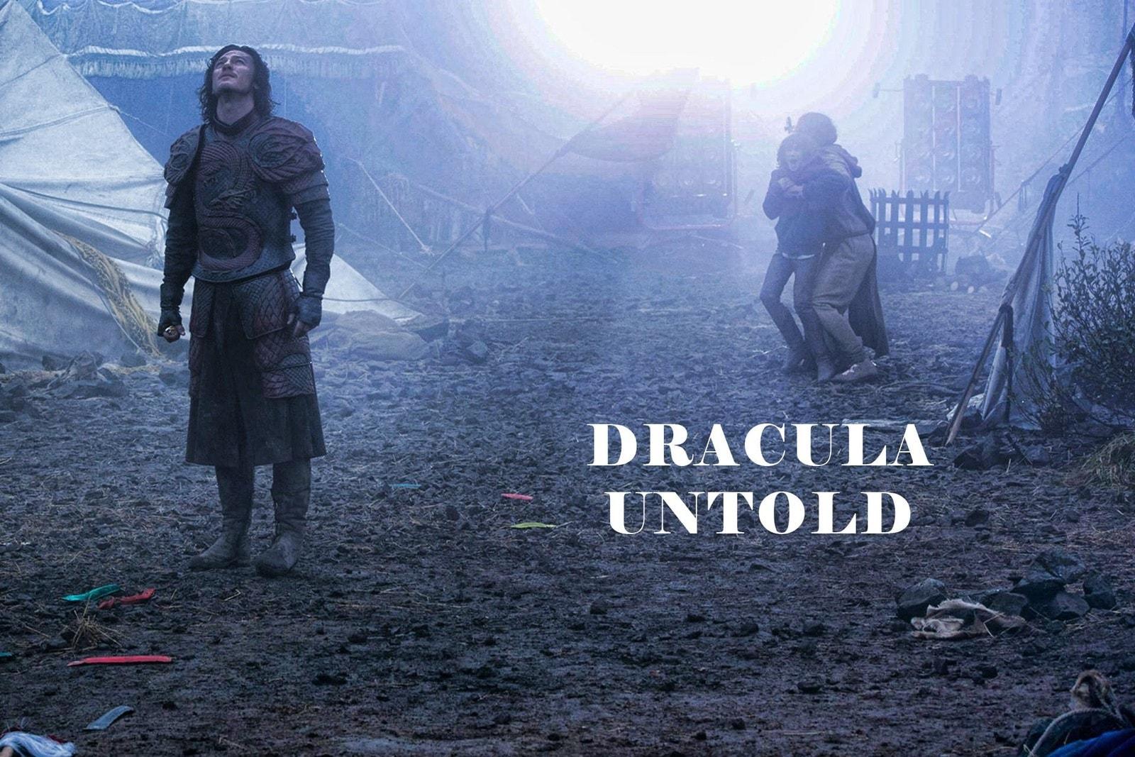 Dracula Untold widescreen