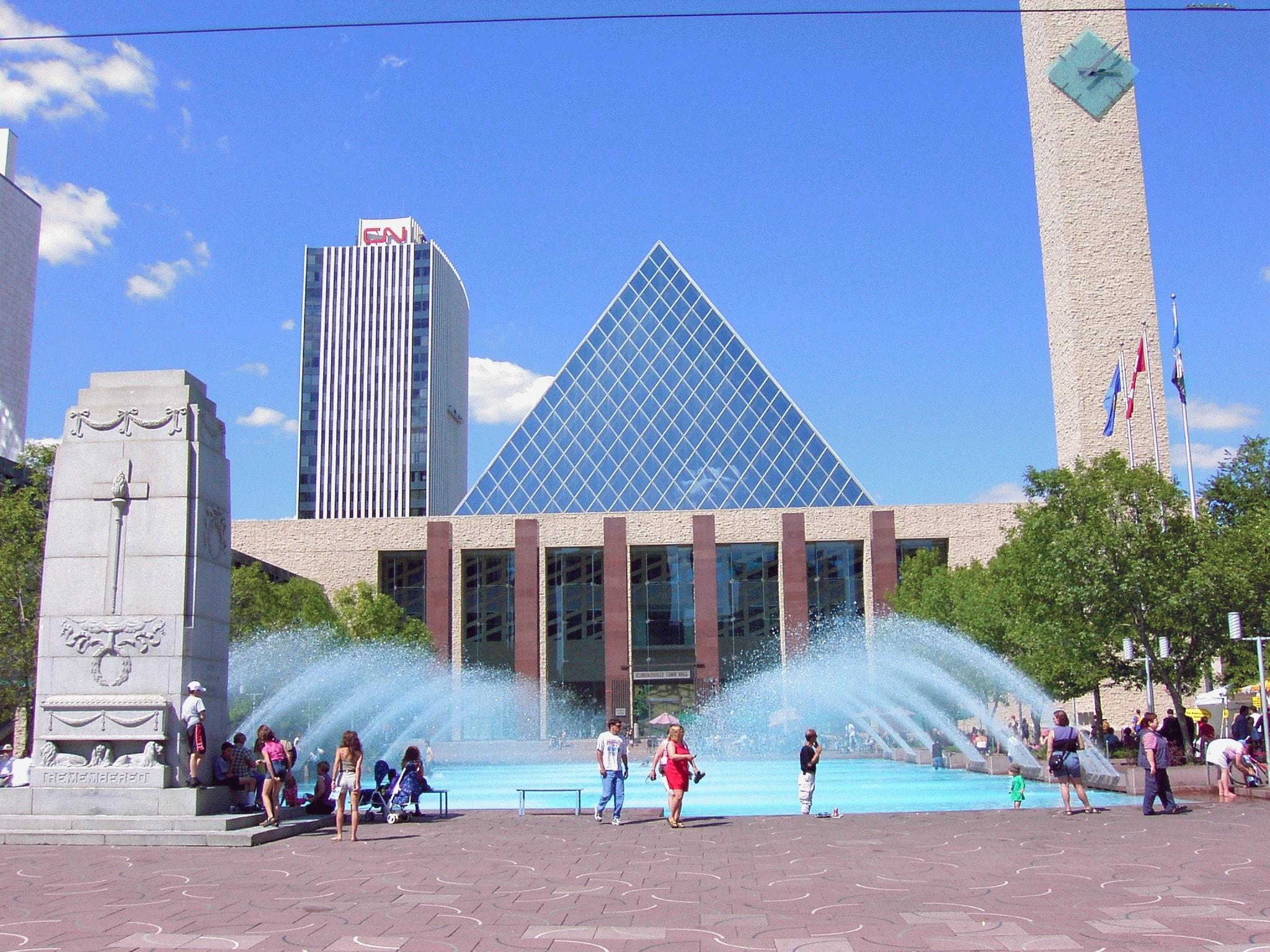 Edmonton Free