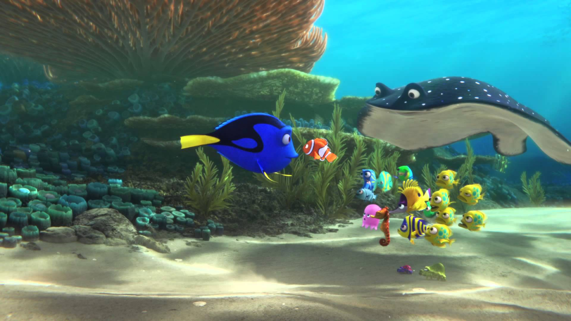 Finding Dory Free
