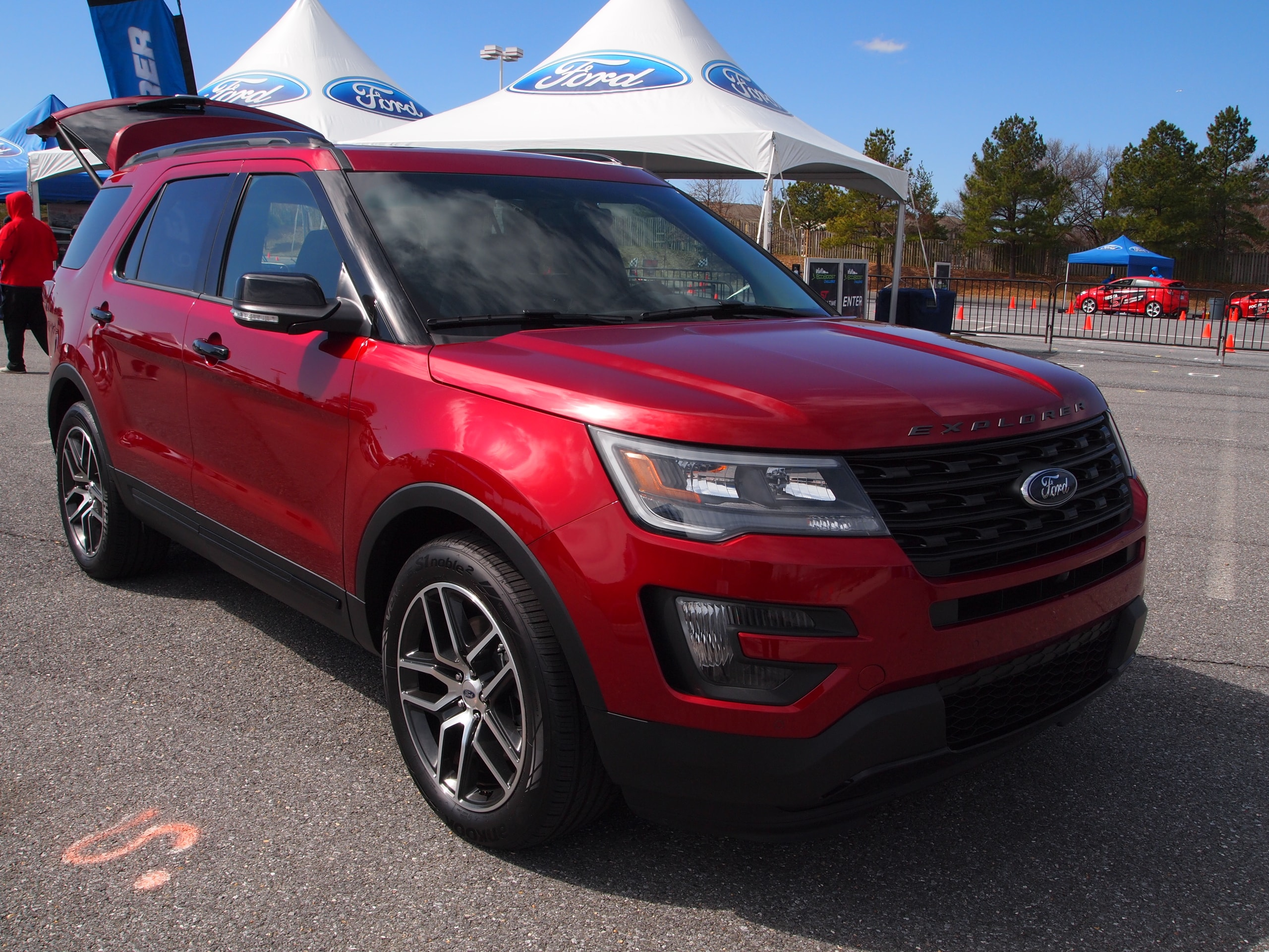 Ford Explorer Free