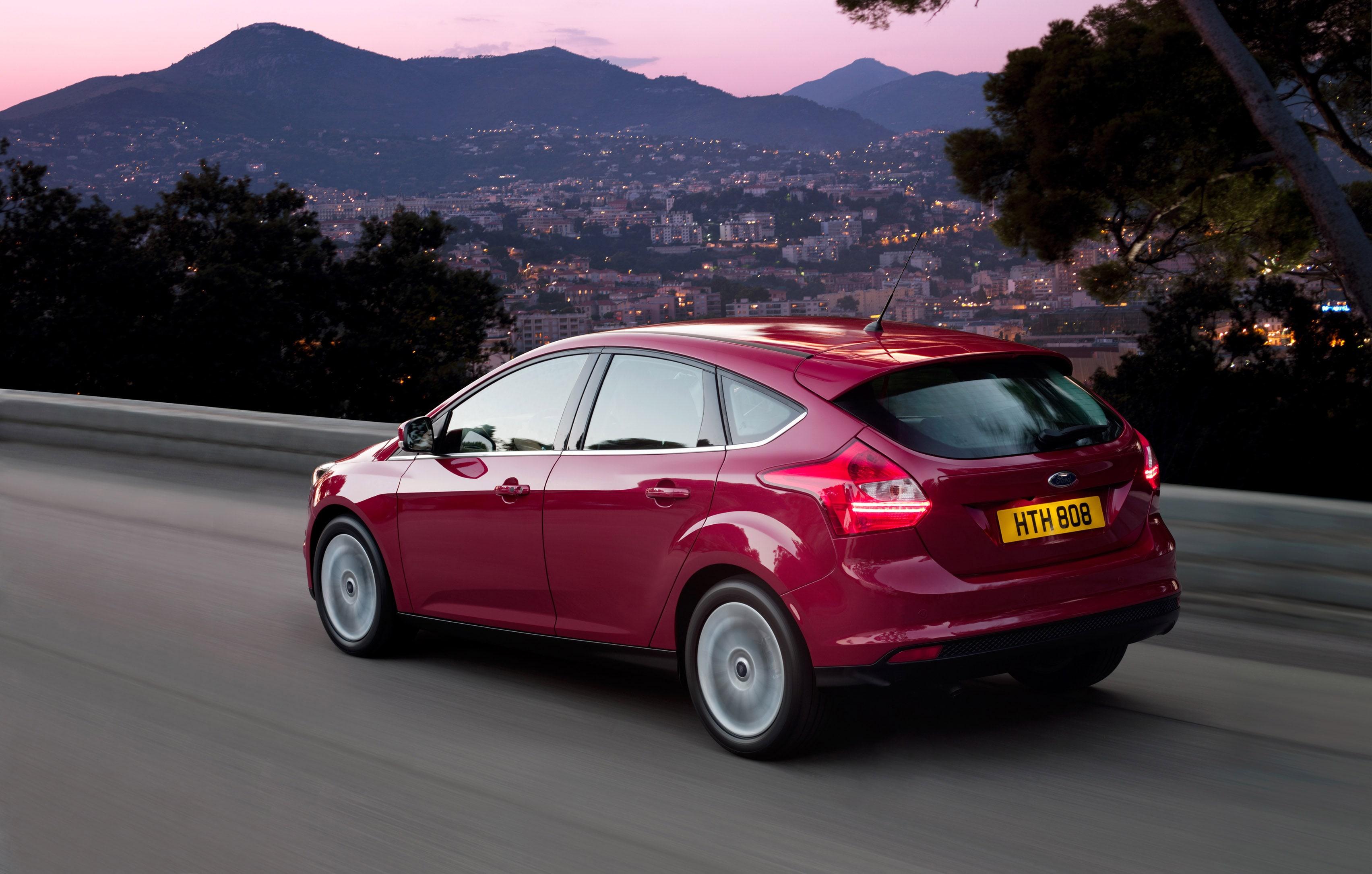 Ford Focus Titanium Free