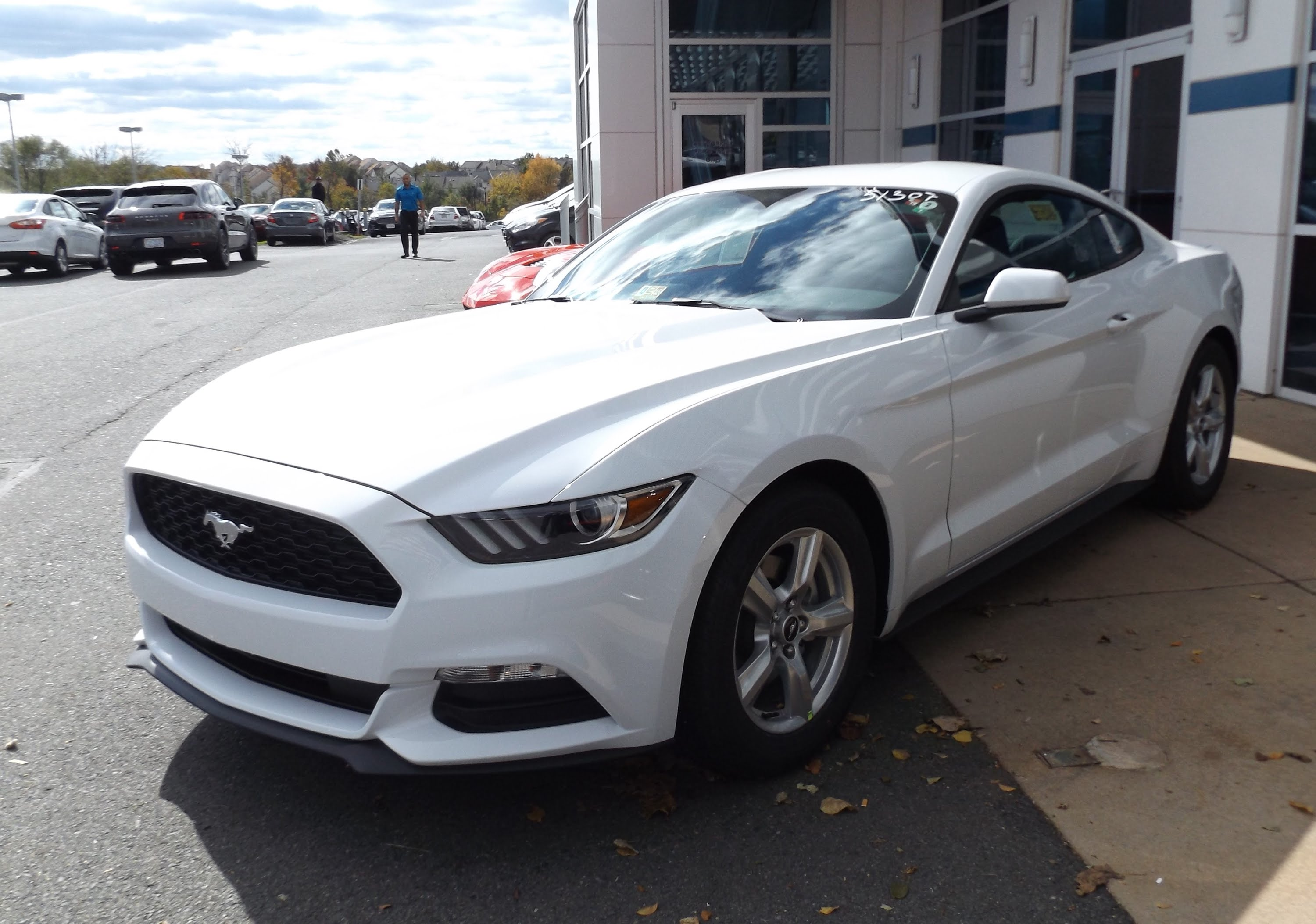 Ford Mustang 6 Free