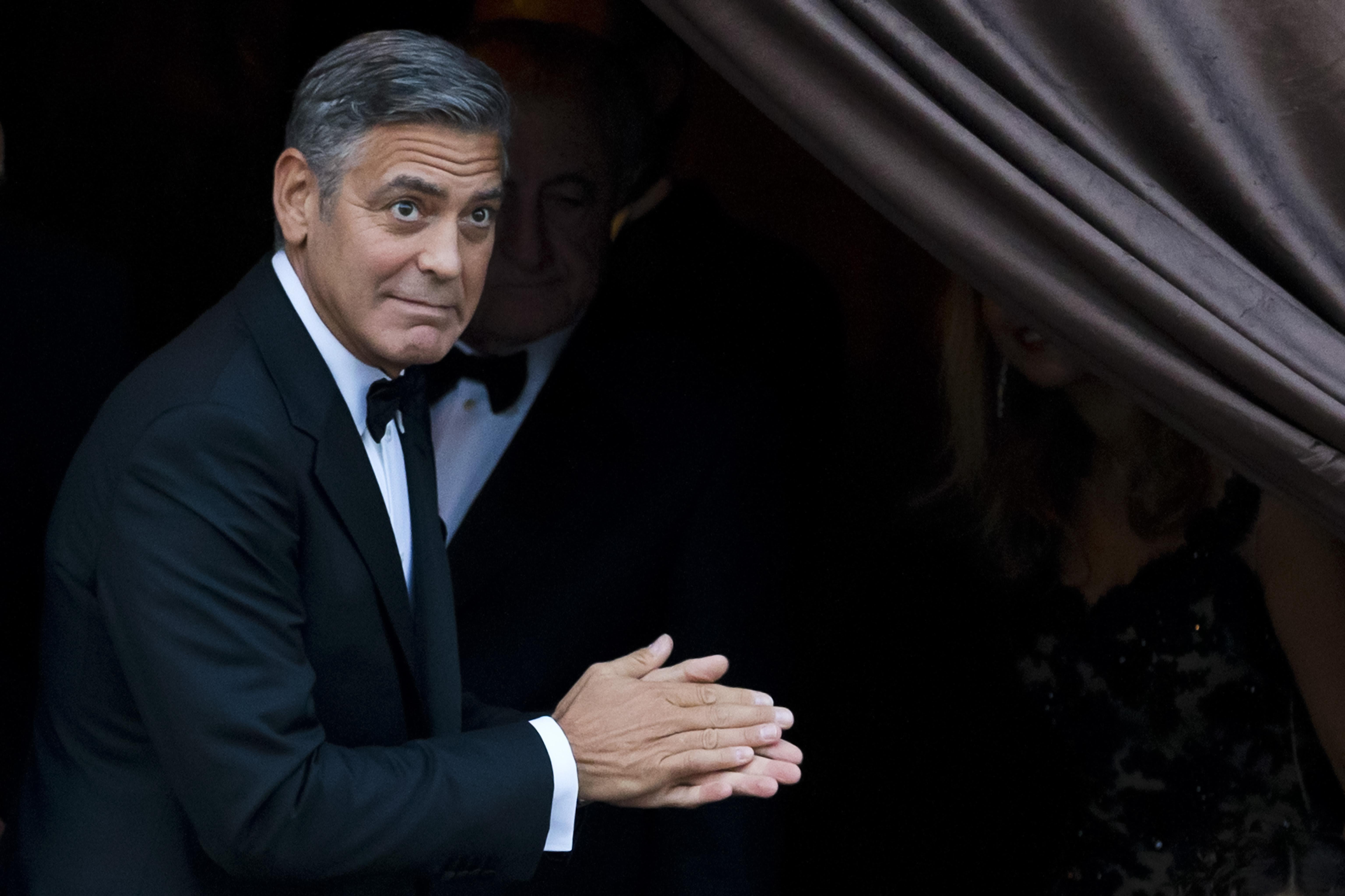 George Clooney Free