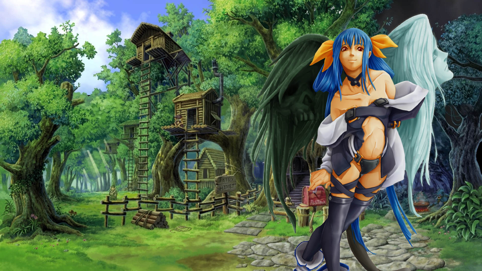 Guilty Gear: Dizzy Free