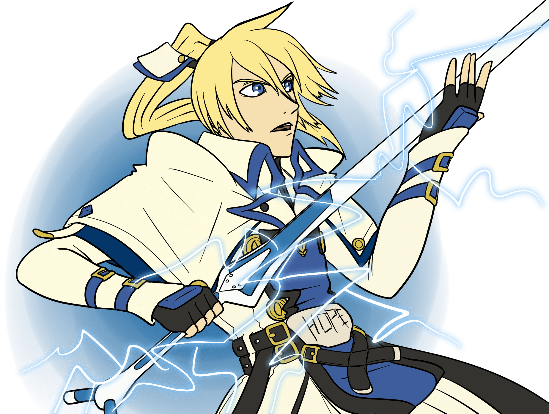 Guilty Gear: Ky Kiske Free