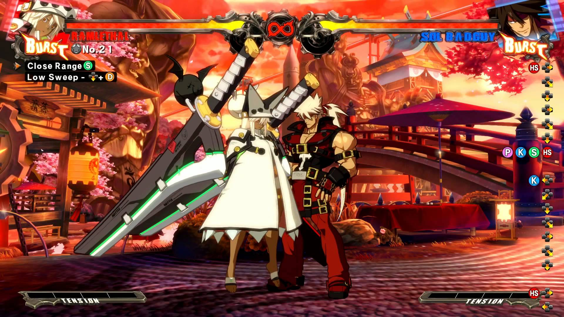 Guilty Gear: Ramlethal Valentine Download