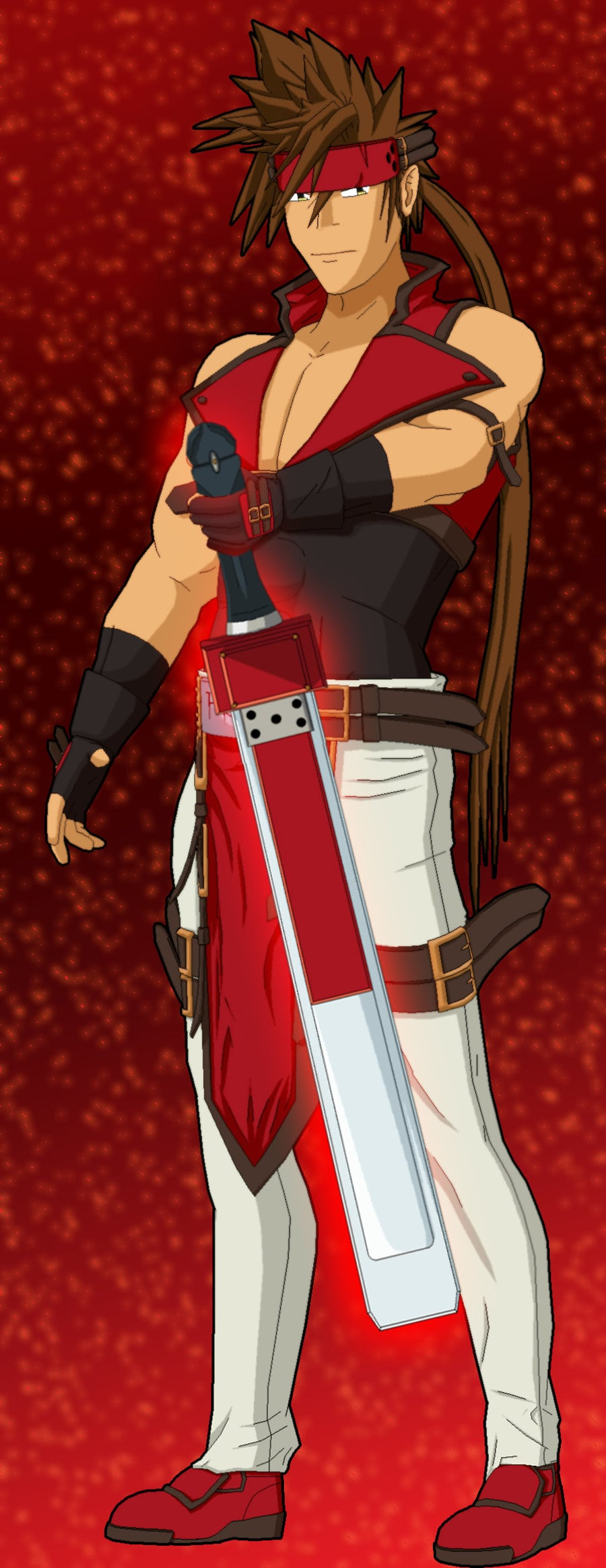 Guilty Gear: Sol Badguy Free