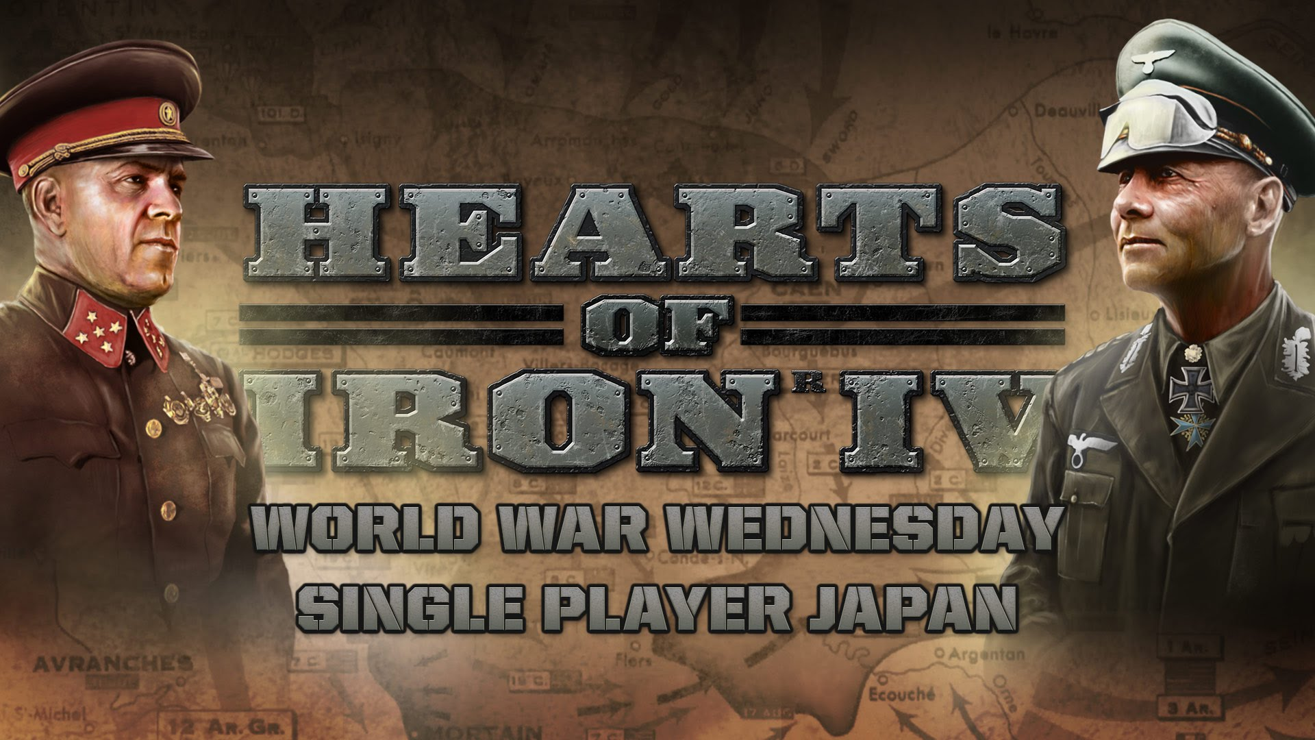 Hearts of Iron 4 Free