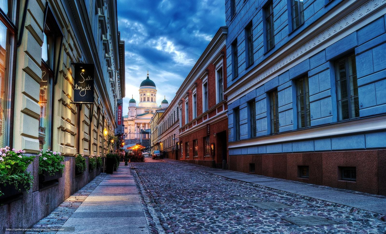 Helsinki widescreen