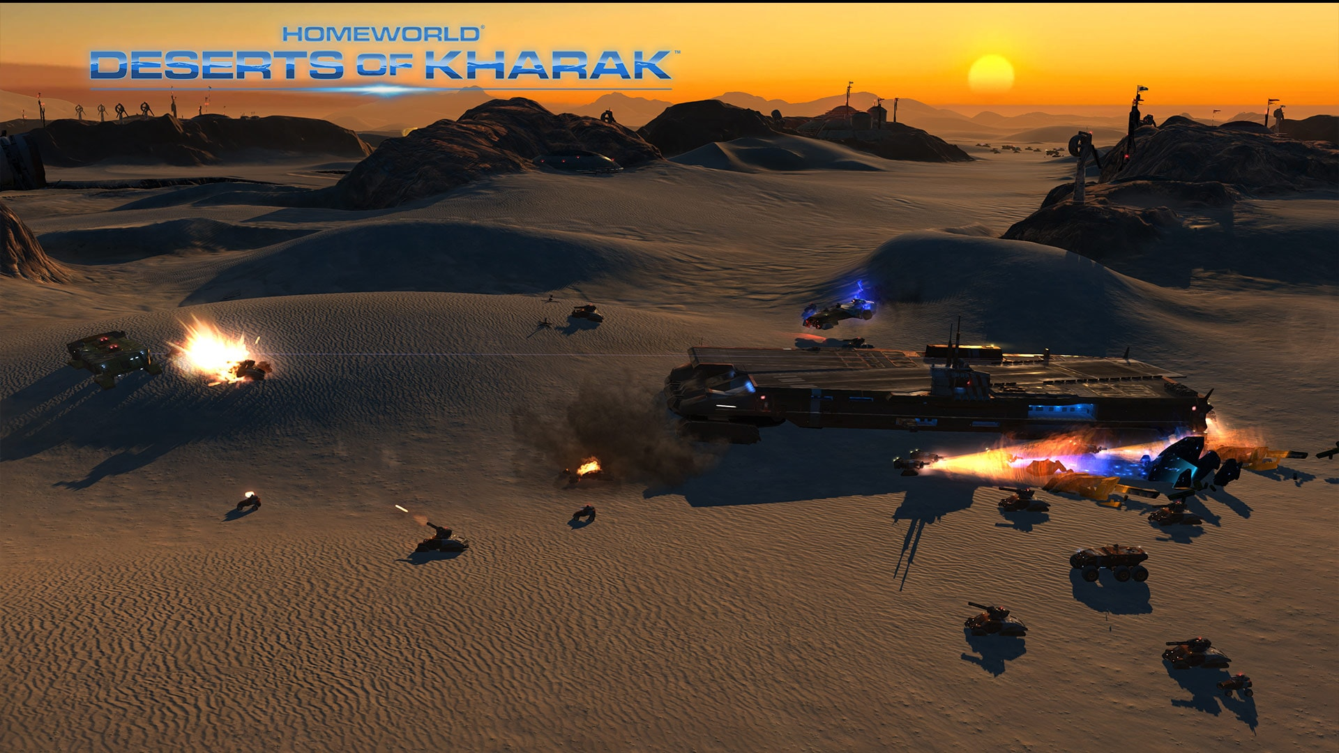 Homeworld: Deserts of Kharak Free