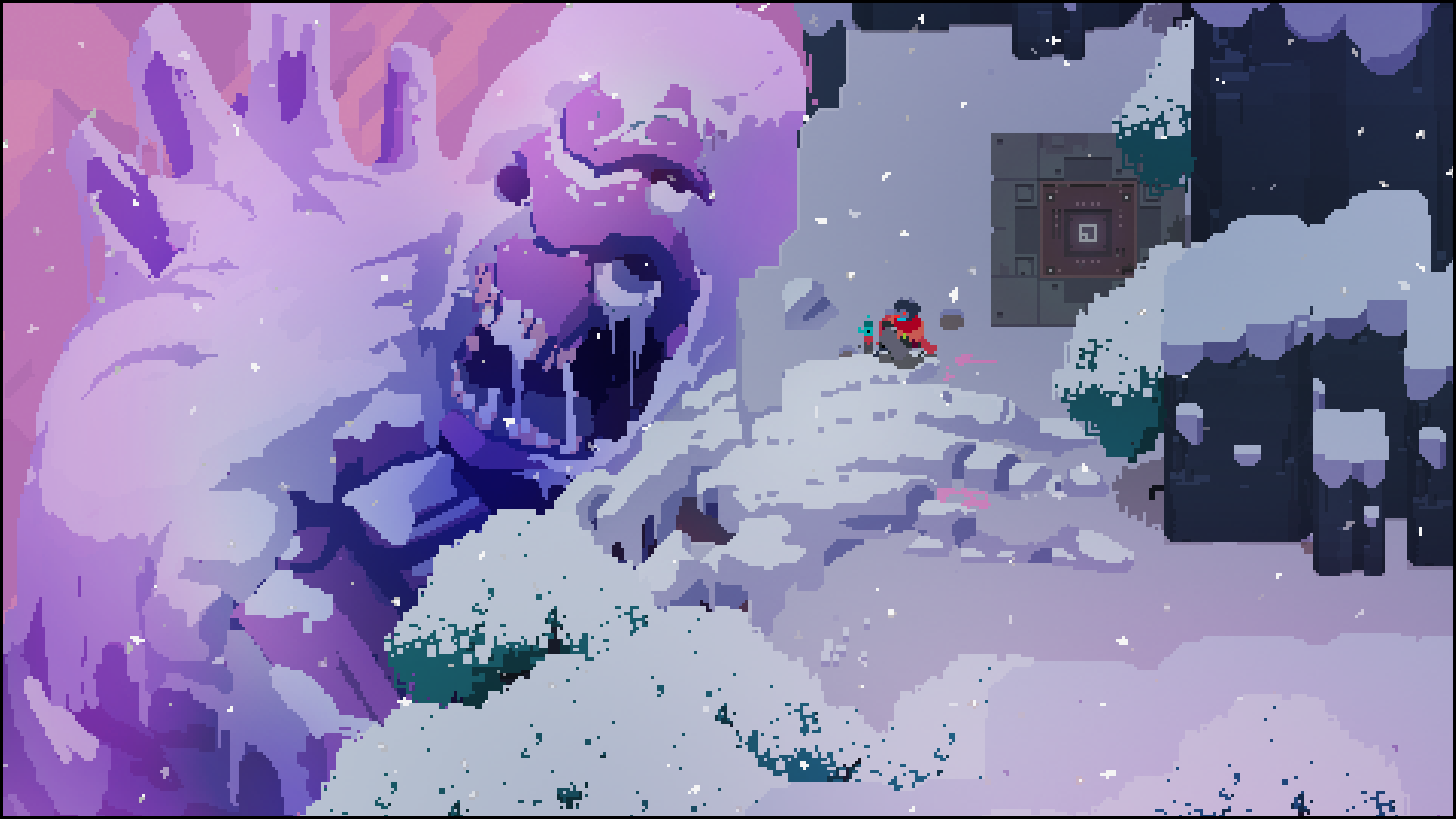 Hyper Light Drifter Free