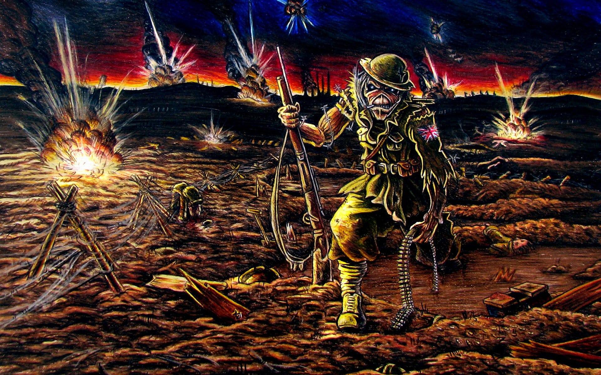 Iron Maiden Free