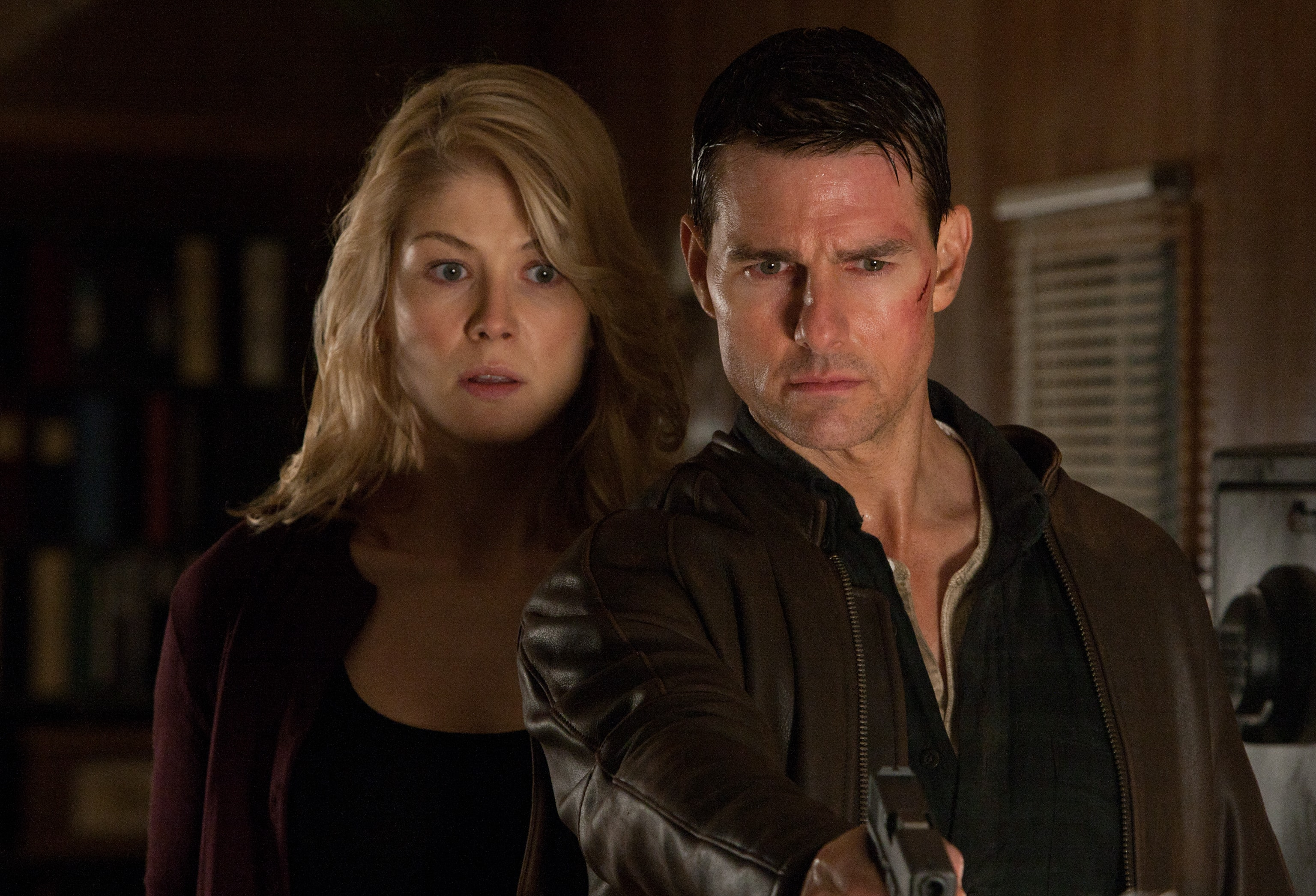 Jack Reacher: Never Go Back Free