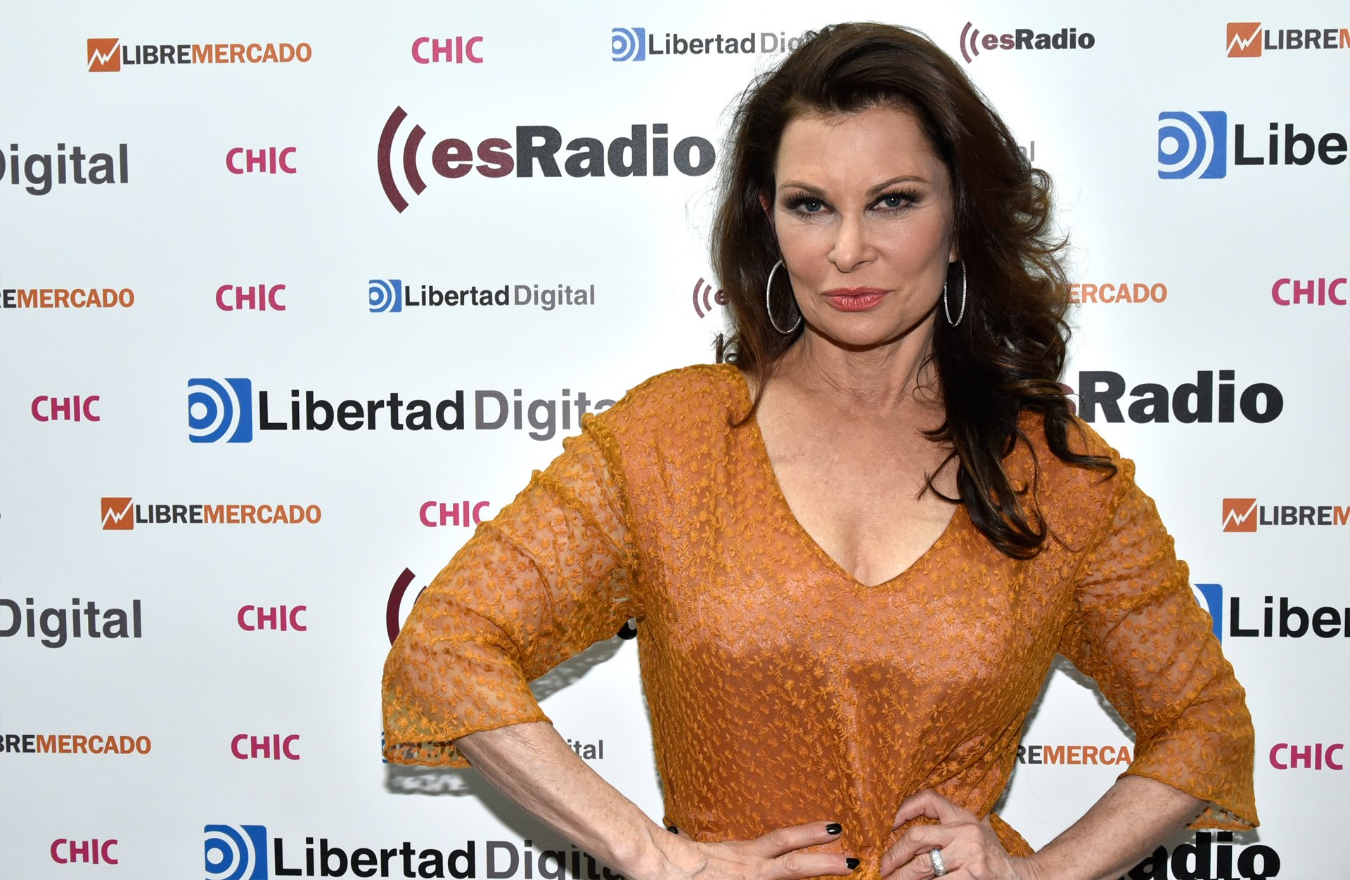 Jane Badler HD