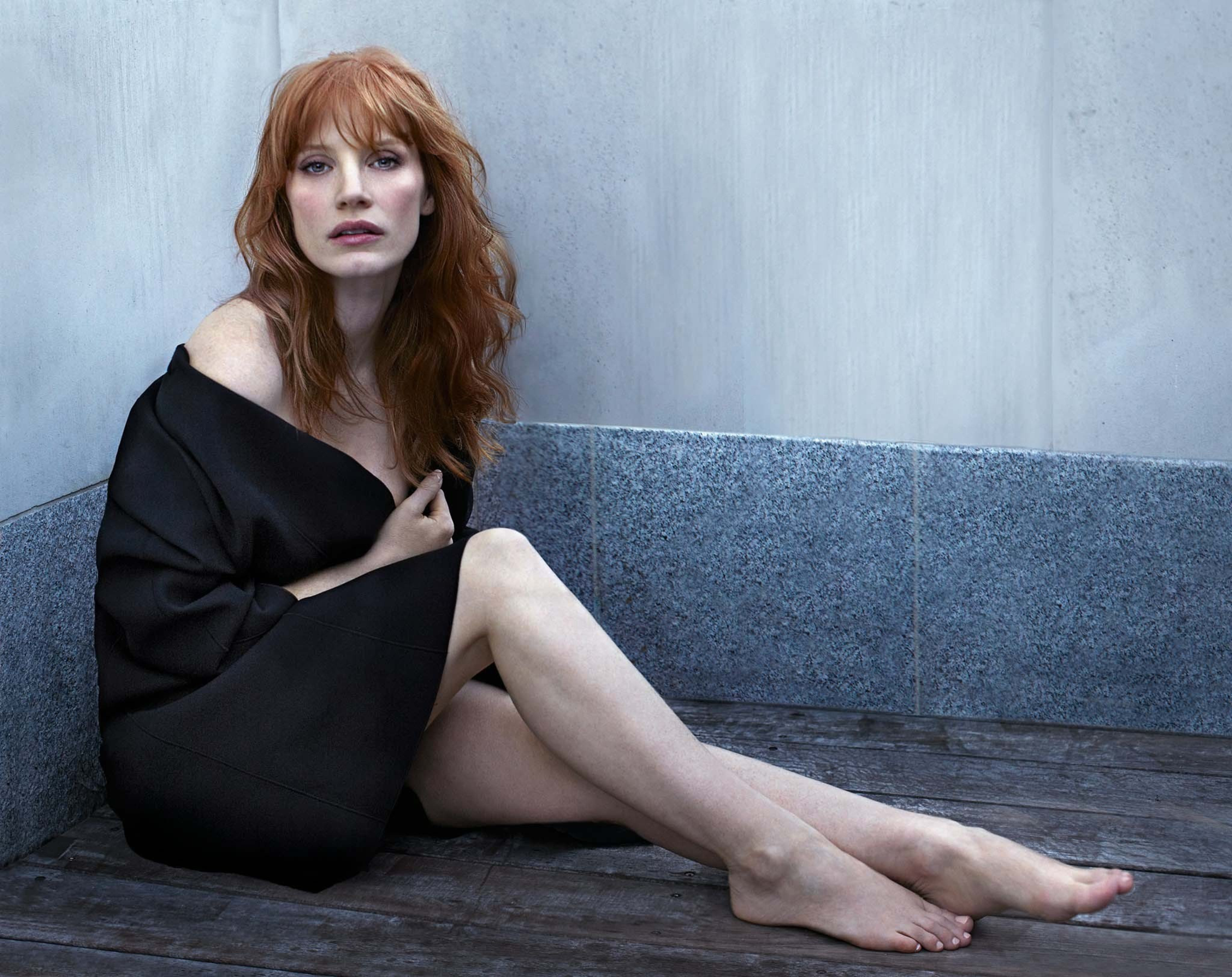 Jessica Chastain Free