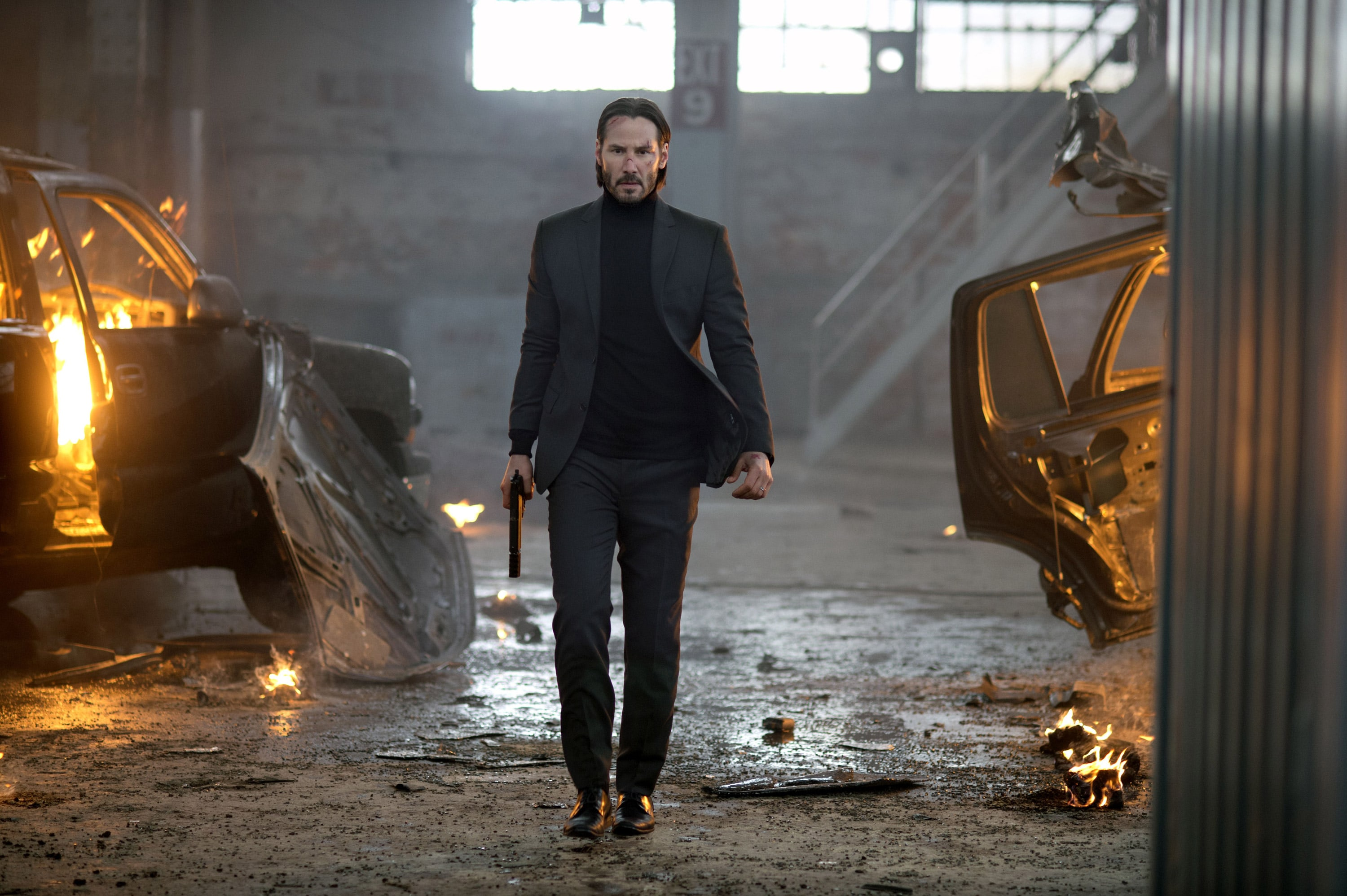 John Wick: Chapter Two Free