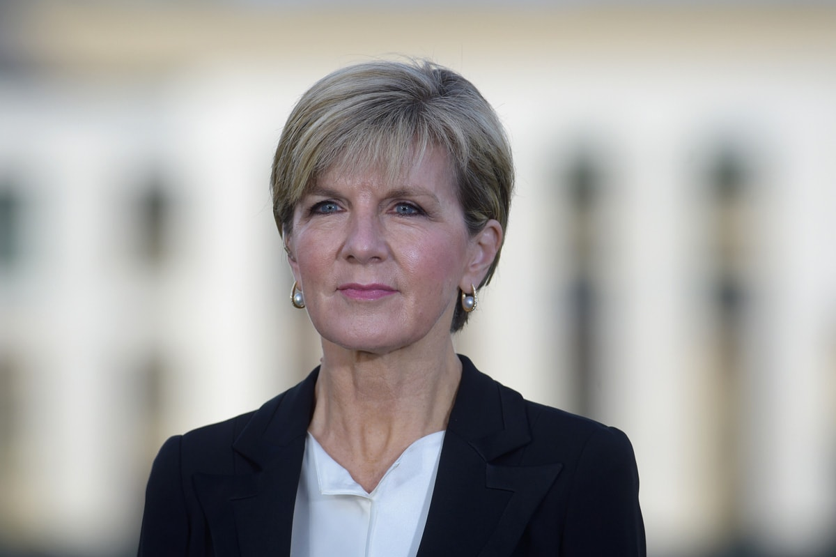 Julie Bishop Free